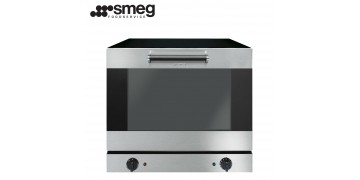 SMEG Convection Oven Electromechanical 4-Trays 435 x 320mm