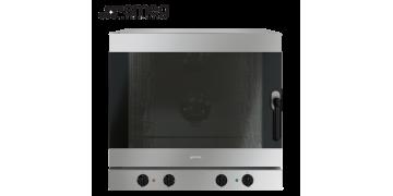 SMEG Convection Oven Electromechanical6-Trays GN 1/1