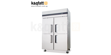 Kerry Stainless Steel Upright 4 Doors Chiller