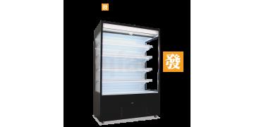 4-FT Plug-in Open-case Chiller (Black)