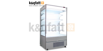 4-FT Plug-in Open-case Chiller Cool White
