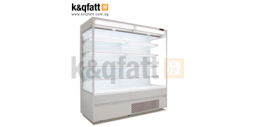 6-FT Plug-in Open-case Chiller Cool White