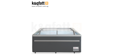 Kerry Plug-in Island Freezer 6.3FT