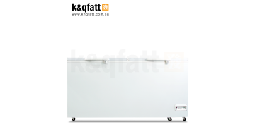YUDA 6FT Chest Freezer Stainless Steel Top