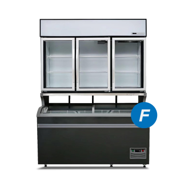 Frozen Food Cabinets