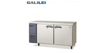 FUKUSHIMA GALILEI Stainless Steel Under-counter 2-doors Chiller