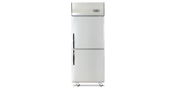 YUDA Stainless Steel Upright 2 Doors Chiller