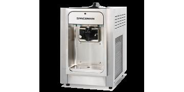 Spaceman Soft Serve Machine Gravity Feed