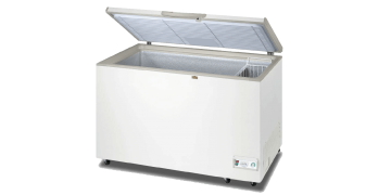 YUDA 4FT Chest Freezer Stainless Steel Top